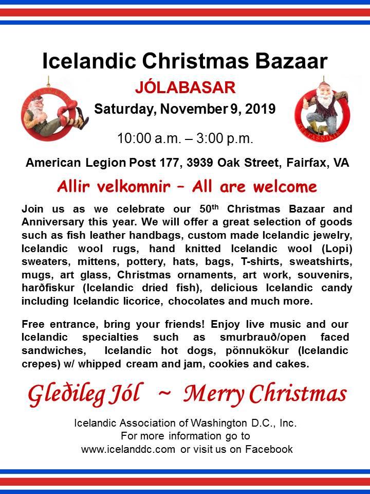 Icelandic Bazaar